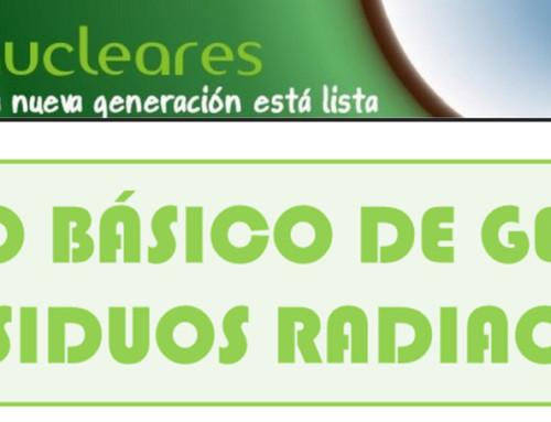 """Jóvenes Nucleares organiza """"Curso Básico de Gestión de Residuos Radiactivos"""" en la Universidad de Córdoba"""