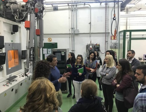 Estudiantes del Título Experto en Gestión y Tratamiento de Residuos Radiactivos visitan el Cabril