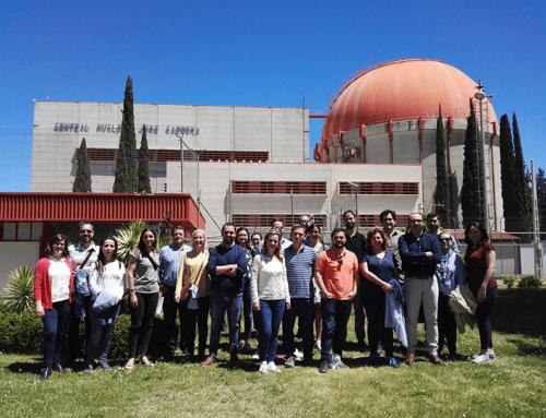 La 3ª Edición del Título en Gestión y Tratamiento de Residuos Radiactivos visita la Central Nuclear de Zorita