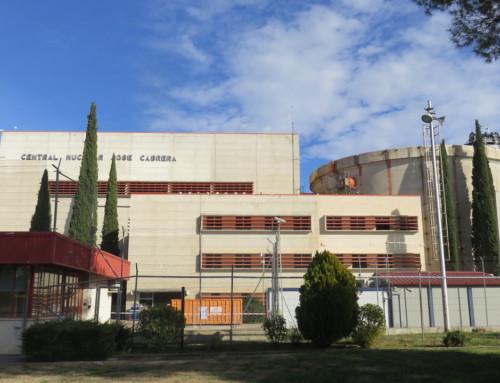 """Finaliza el desmontaje de la cúpula del Edificio de Contención de la central nuclear """"José Cabrera"""" (Guadalajara)"""